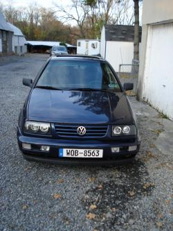 TakeNoChancess 1997 Volkswagen Jetta