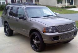 mochaddas 2005 Ford Explorer