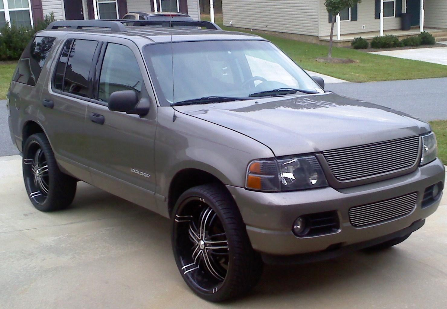 mochadda 2005 Ford Explorer Specs, Photos, Modification ...