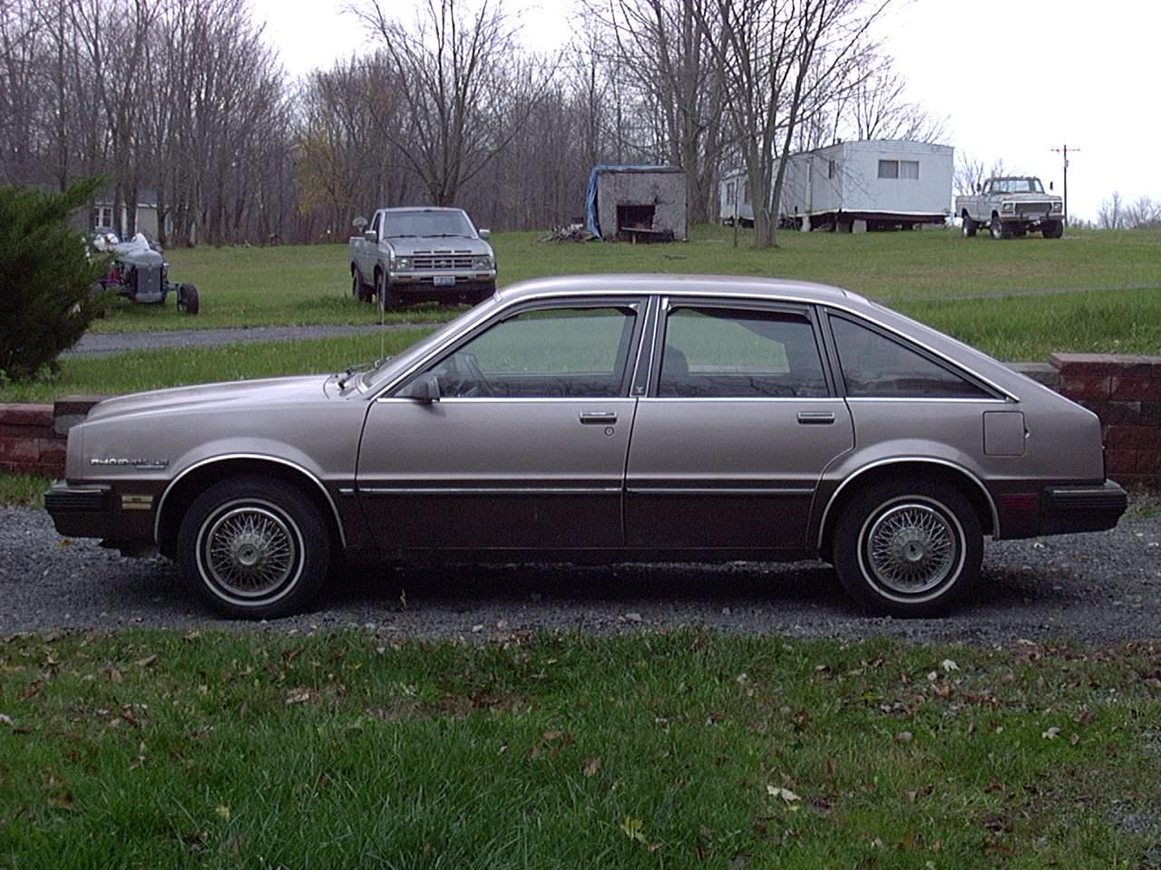 Another XRedRavenX 1984 Pontiac Phoenix post... - 13902705