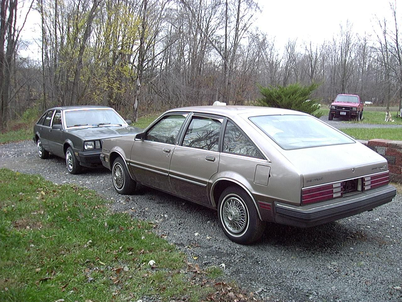 Another XRedRavenX 1984 Pontiac Phoenix post... - 13902710