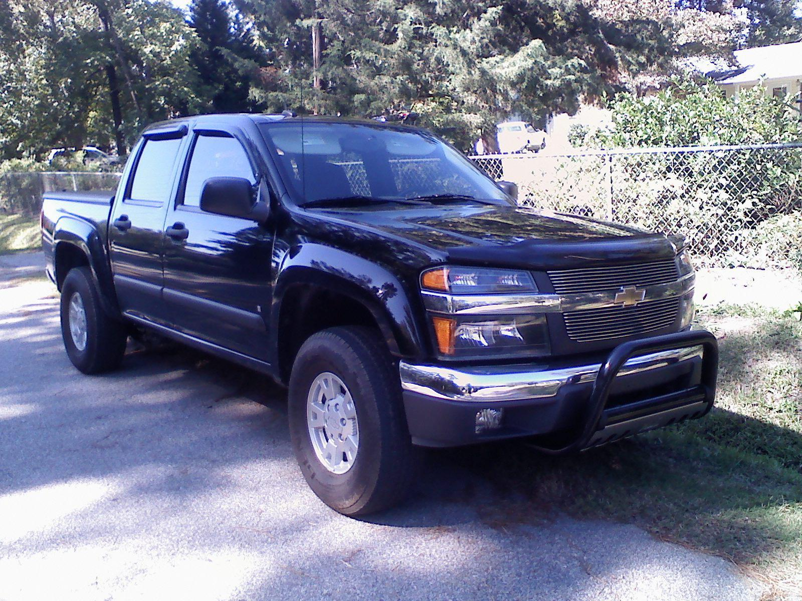 trob1991 2008 Chevrolet Colorado Regular Cab Specs, Photos ...