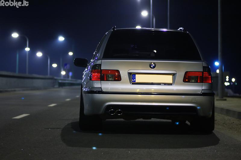 undyingas 2002 BMW 5 Series
