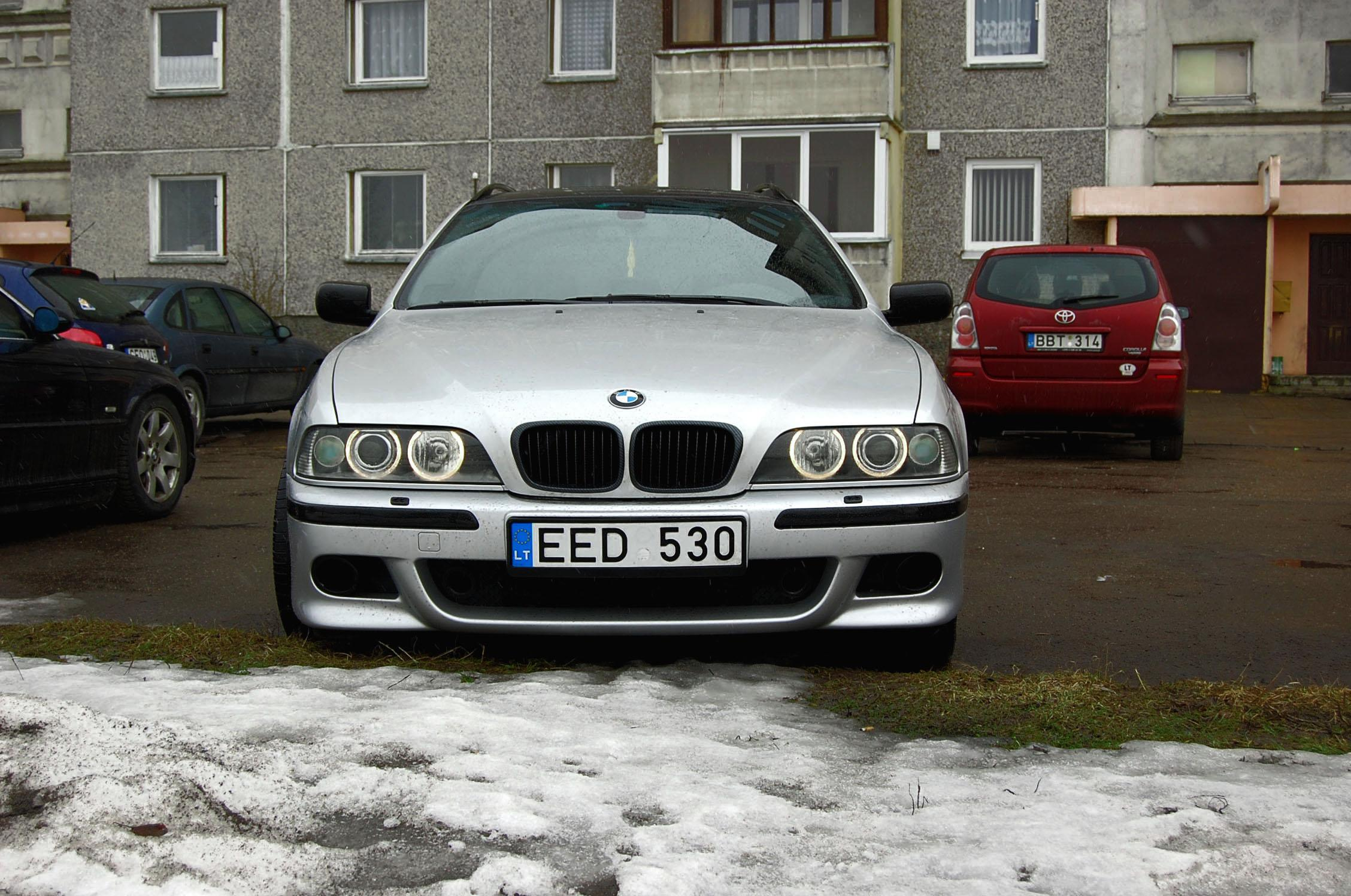 Another undyingas 2002 BMW 5 Series post... - 13906035