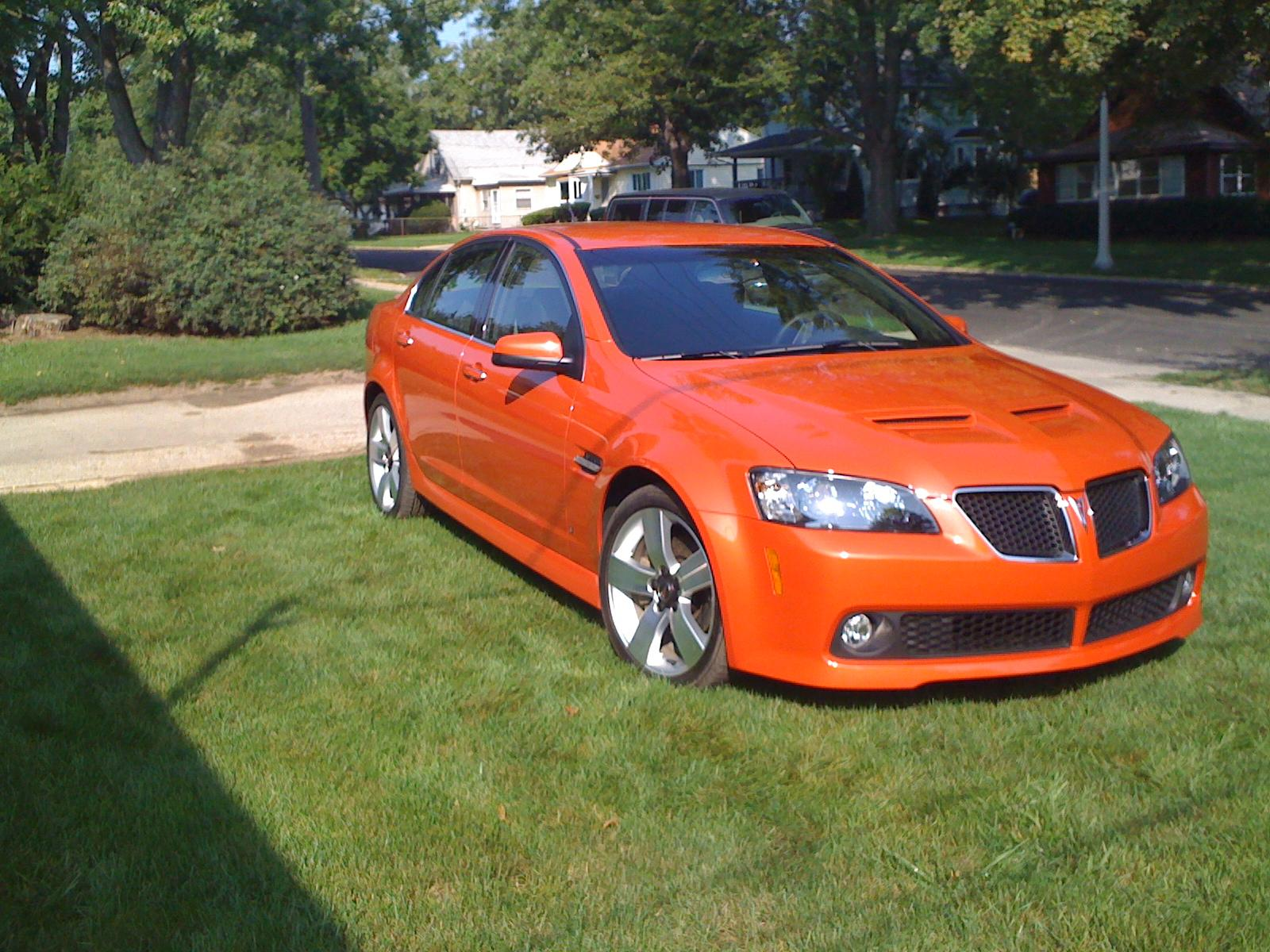 1badg8 2008 Pontiac G8 Specs Photos Modification Info At