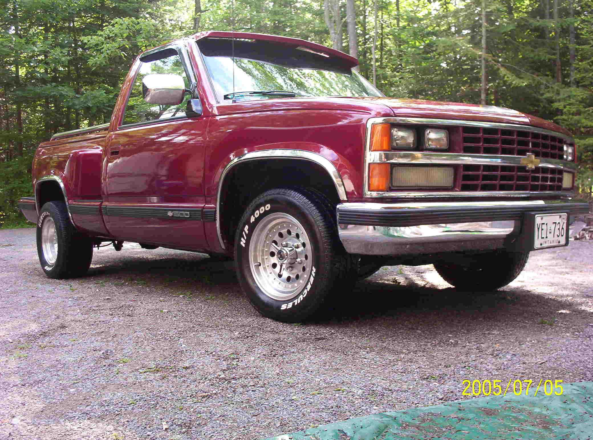 momsters89chevy 1989 Chevrolet Cheyenne Specs Photos