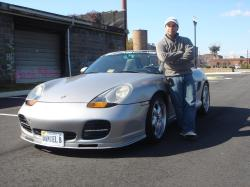 hispeed_007s 2000 Porsche Boxster