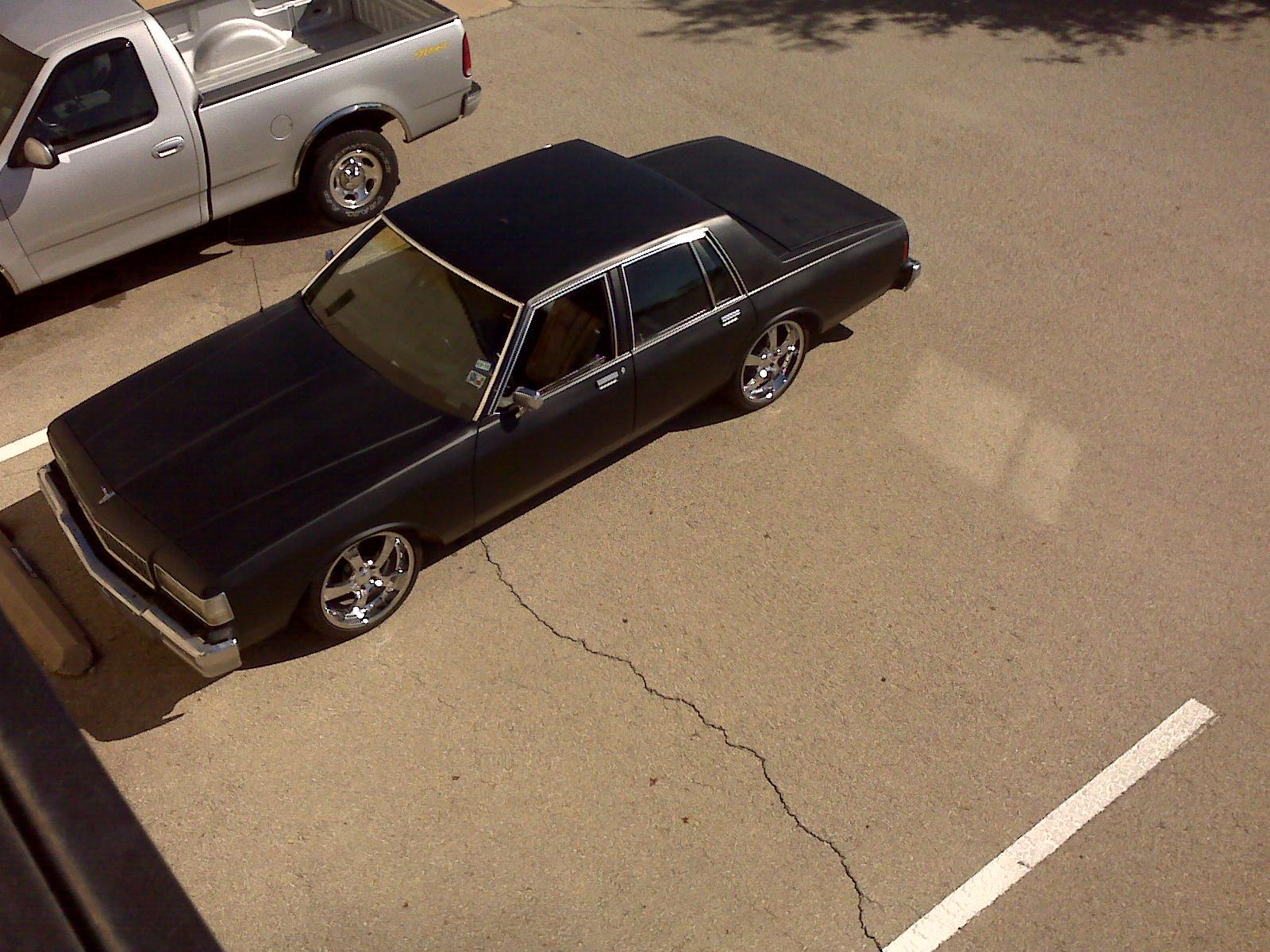 Another furyridnhigh68 1989 Chevrolet Caprice post... - 13907266