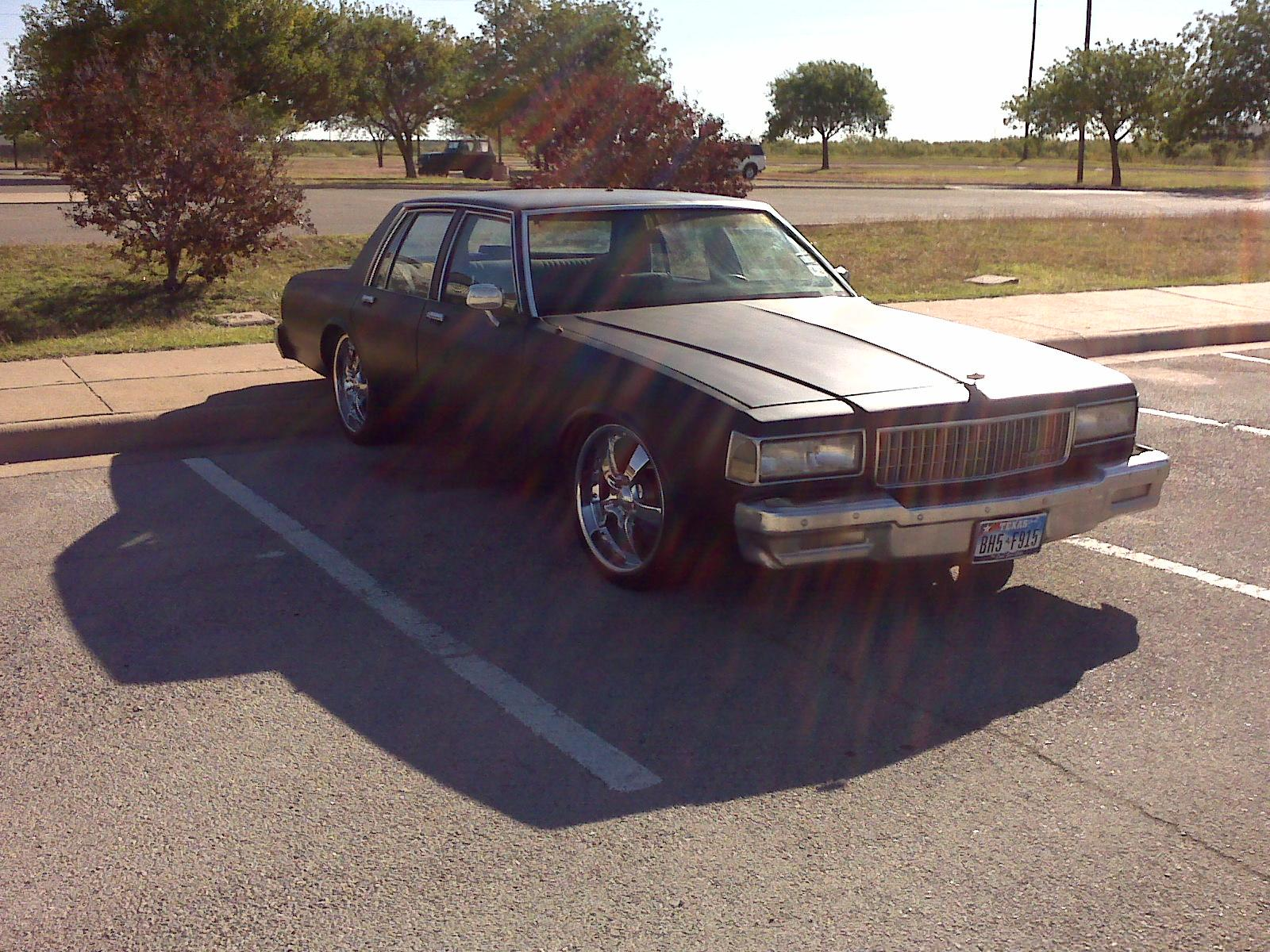 Another furyridnhigh68 1989 Chevrolet Caprice post... - 13907270