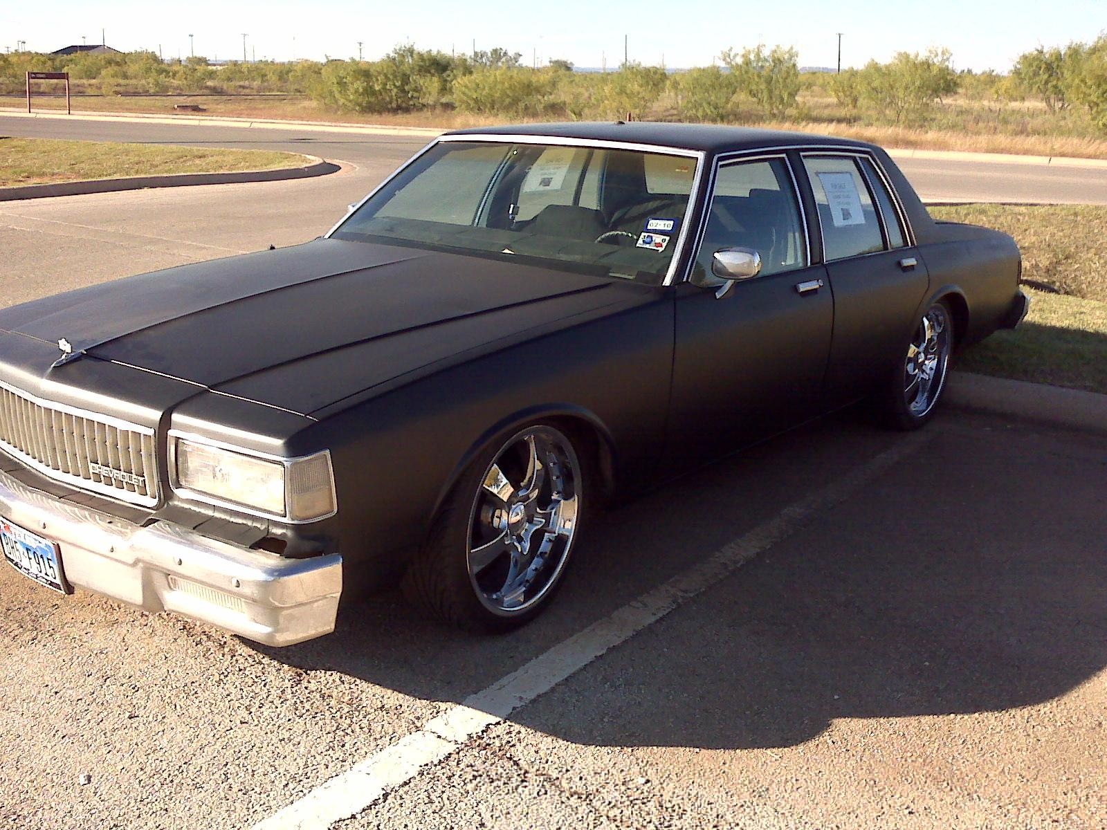 Another furyridnhigh68 1989 Chevrolet Caprice post... - 13907274