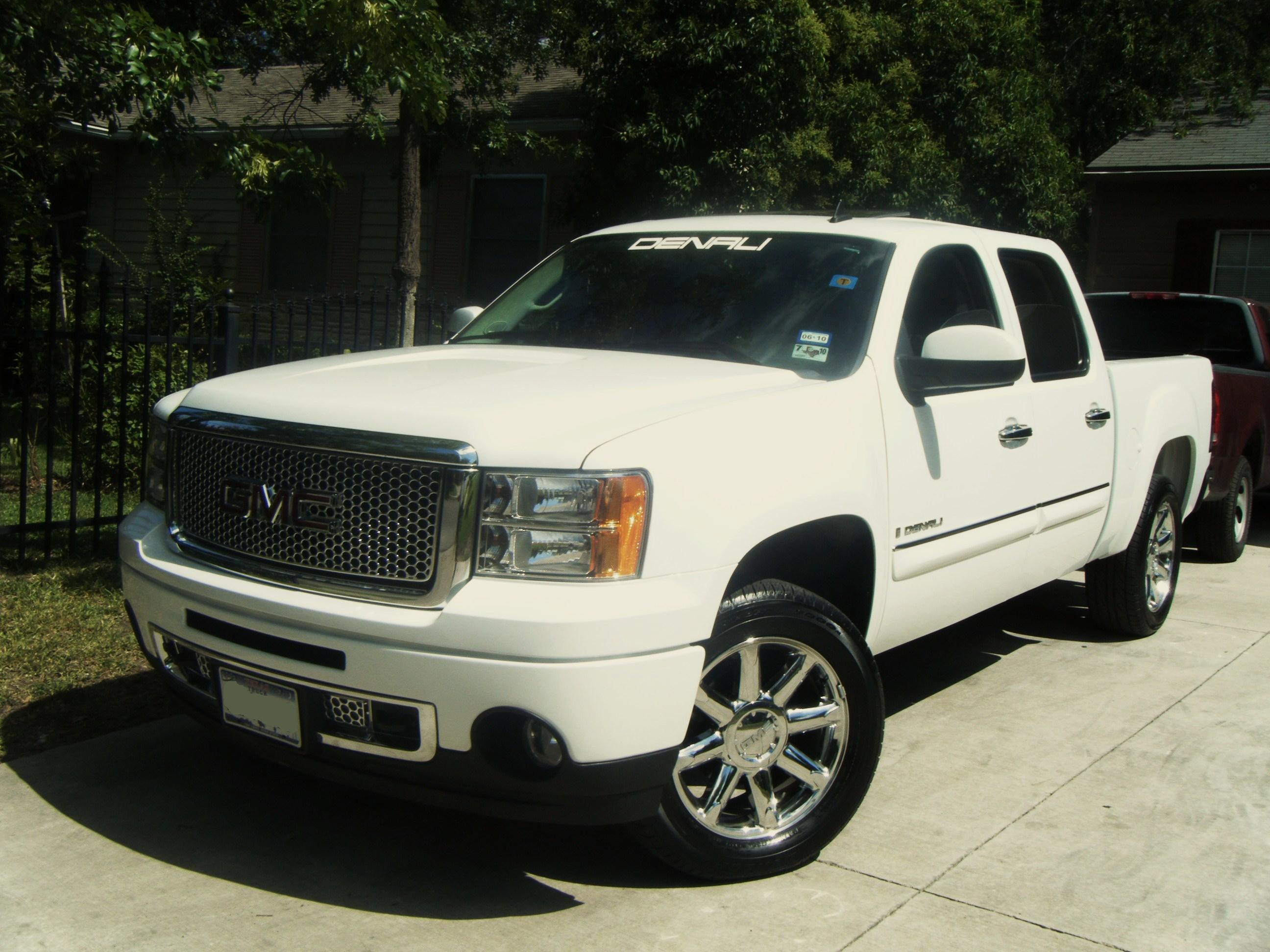 07sierradenali 2007 gmc sierra 1500 crew cabdenali pickup 4d 5 3 4 ft specs photos. Black Bedroom Furniture Sets. Home Design Ideas