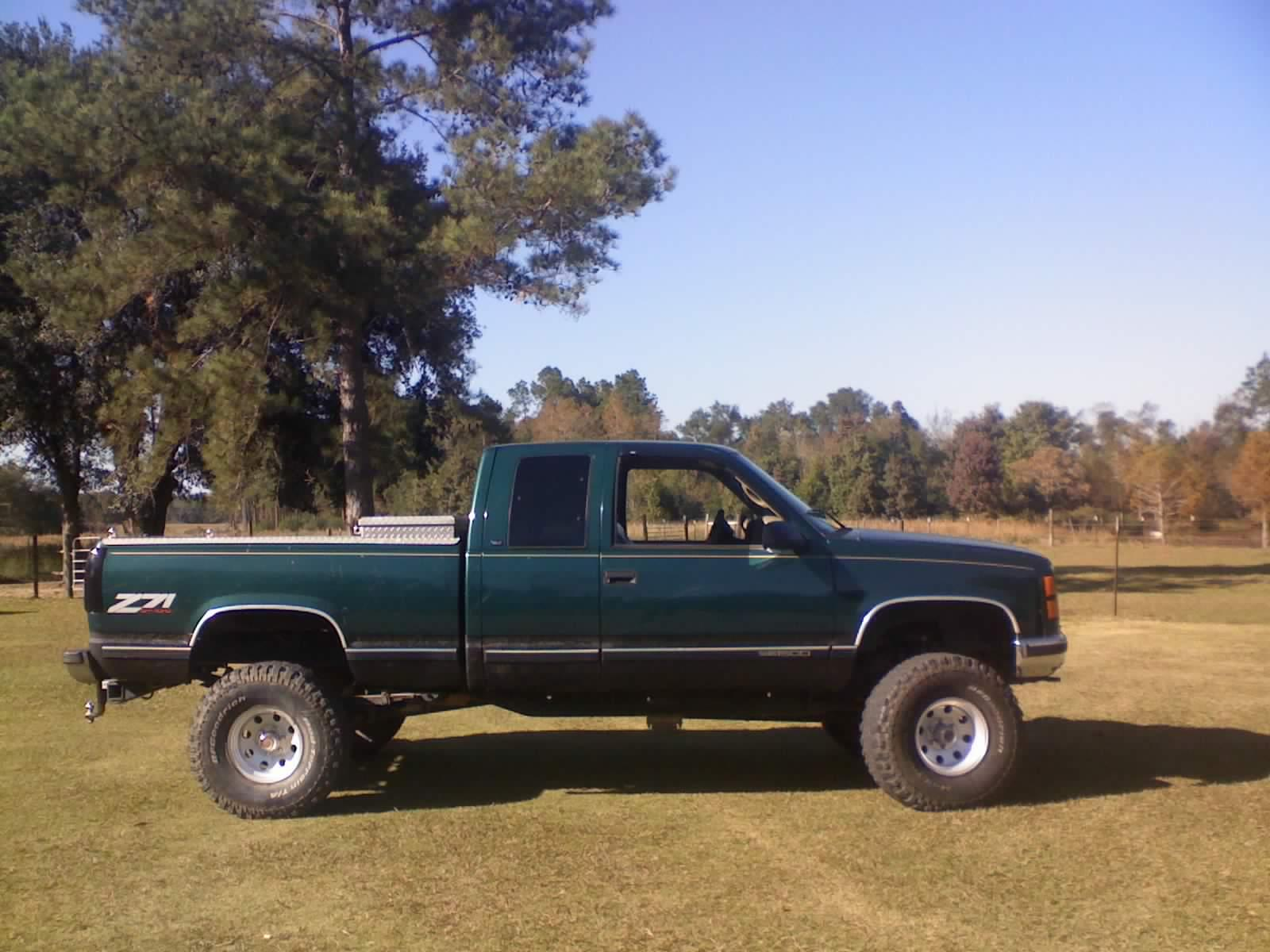 Another vaughn2012 1997 GMC Sierra 1500 Extended Cab post... - 13905082