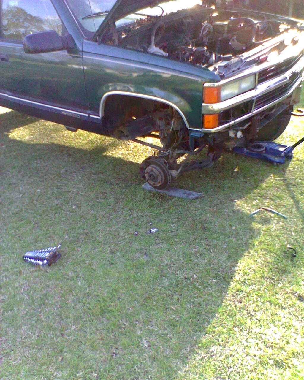 Another vaughn2012 1997 GMC Sierra 1500 Extended Cab post... - 13905137