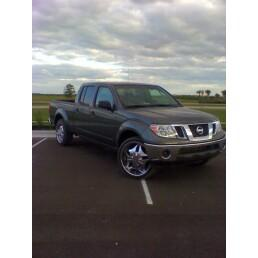 Another 09frontier 2009 Nissan Frontier Crew Cab post... - 13908462