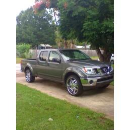 Another 09frontier 2009 Nissan Frontier Crew Cab post... - 13908471
