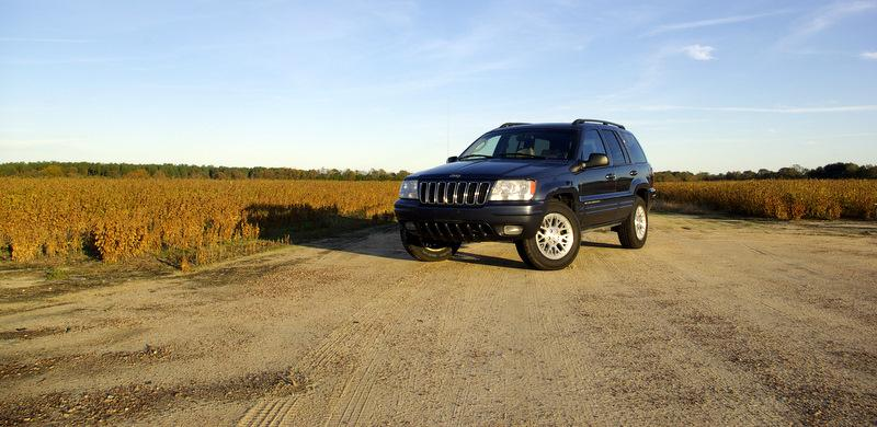 Another SCbassboy 2002 Jeep Grand Cherokee post... - 13908508