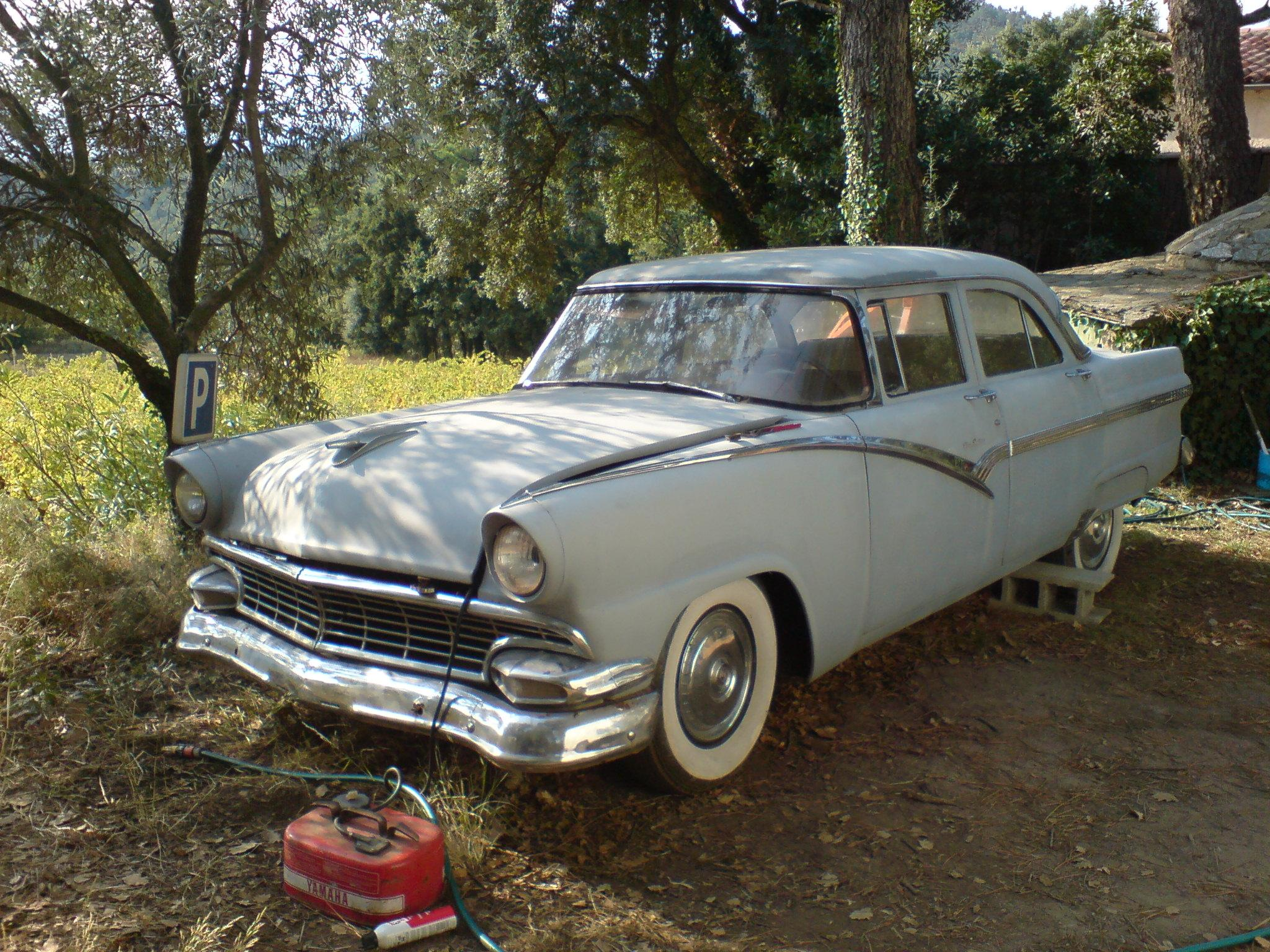 morthycia 1956 ford fairlane specs photos modification. Black Bedroom Furniture Sets. Home Design Ideas