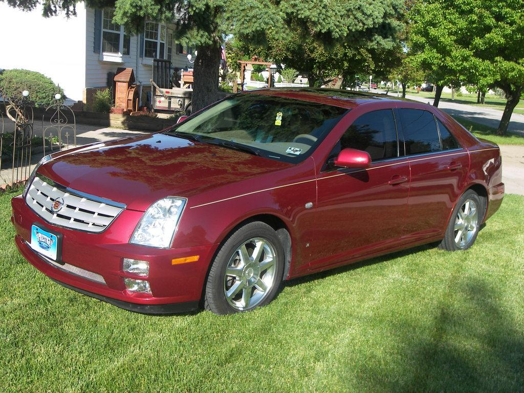 Kaczmanwwk 2007 Cadillac Sts Specs Photos Modification