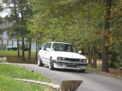 BMW_EThirtys 1988 BMW 3-Series