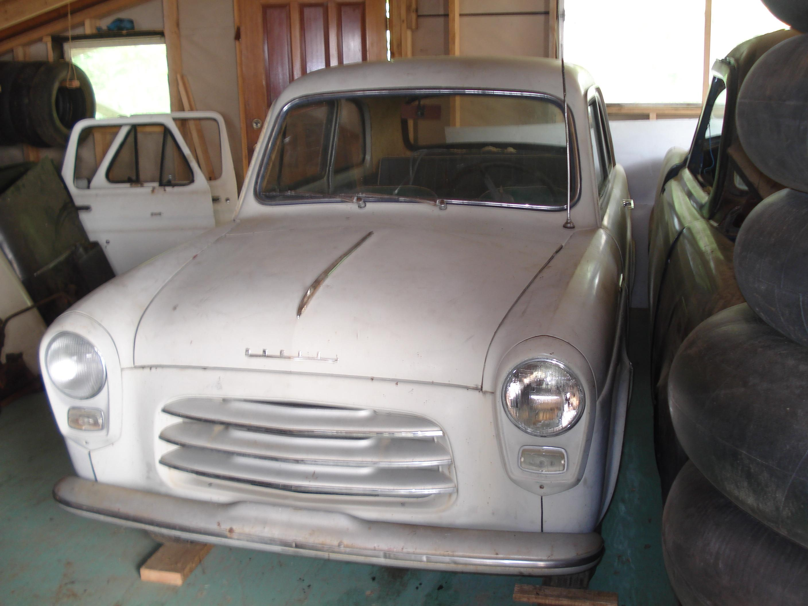 dlelliot's 1955 Ford Anglia