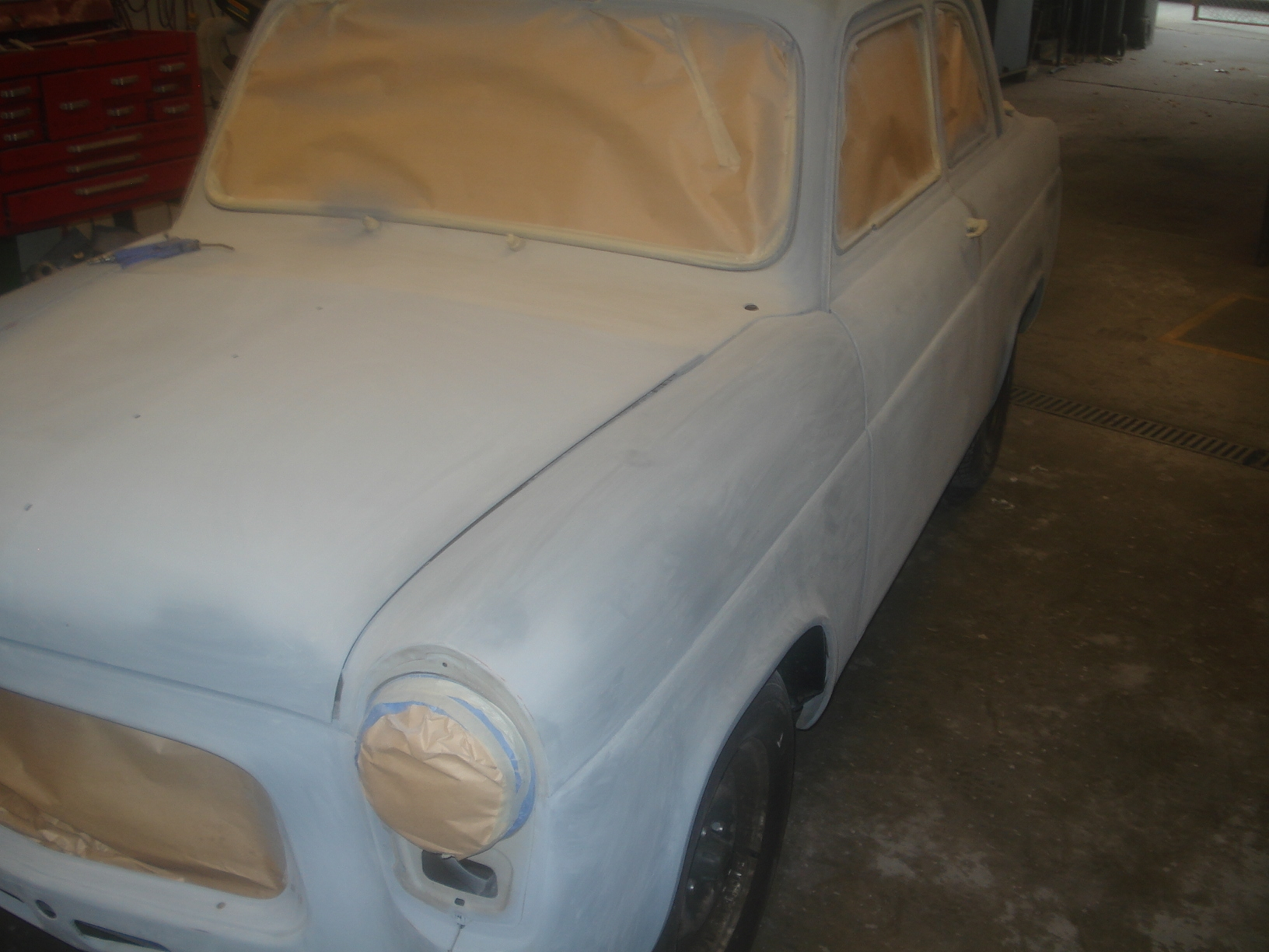 dlelliot 1955 Ford Anglia 13910706