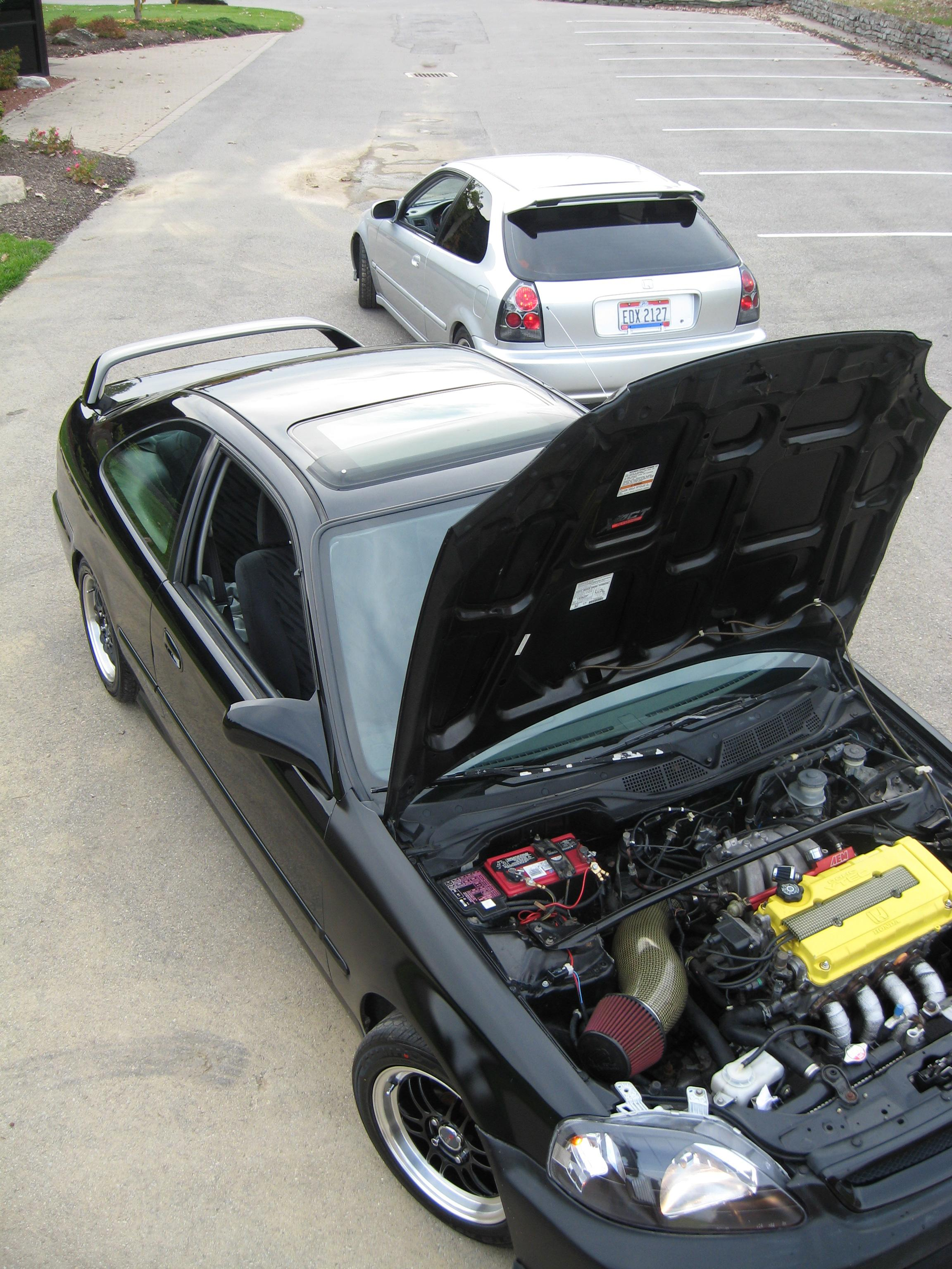 Zero-Boost 1999 Honda Civic