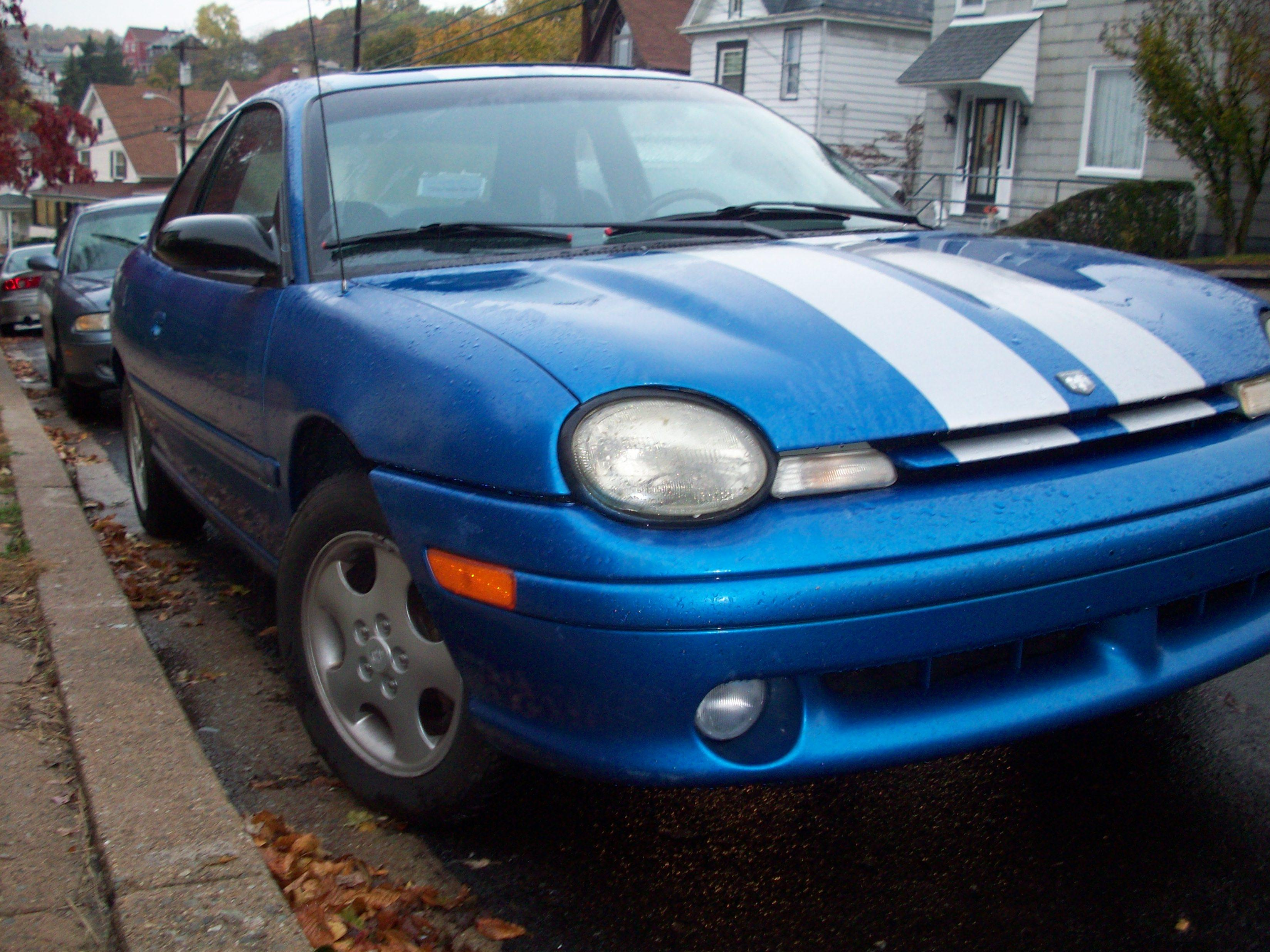 an analysis of dodges advertisement for promotion of the 1999 dodge neon automobile