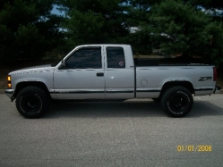 sparks52yards 1994 Chevrolet Silverado (Classic) 1500 Extended Cab