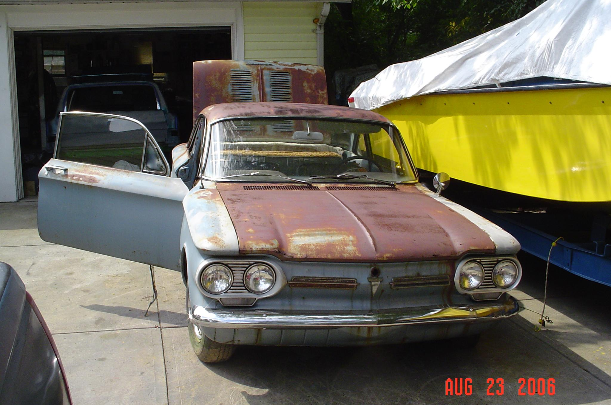 Another Keanu151515 1962 Chevrolet Corvair post... - 13914139