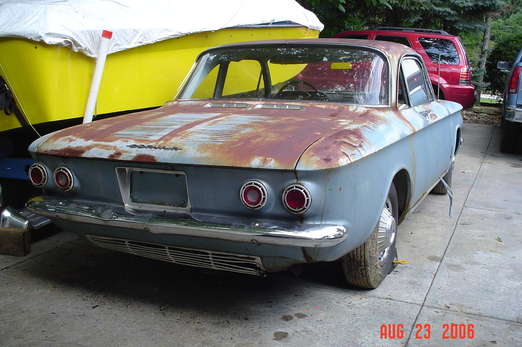 Another Keanu151515 1962 Chevrolet Corvair post... - 13914140