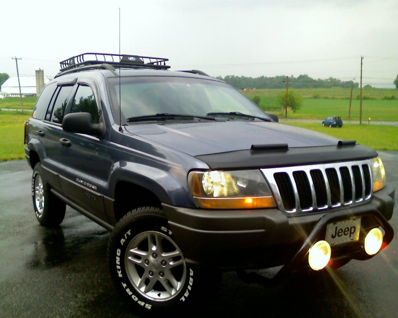 01jeepwj 2001 Jeep Grand Cherokee Specs  Photos
