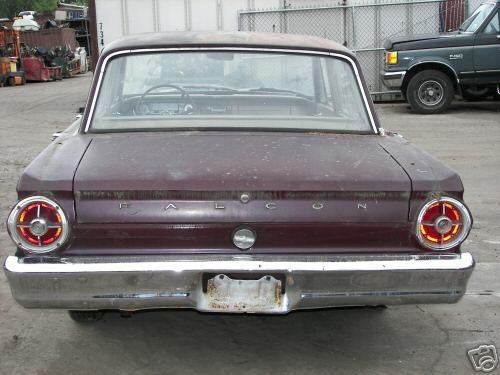 Another Keanu151515 1965 Ford Falcon post... - 13914191