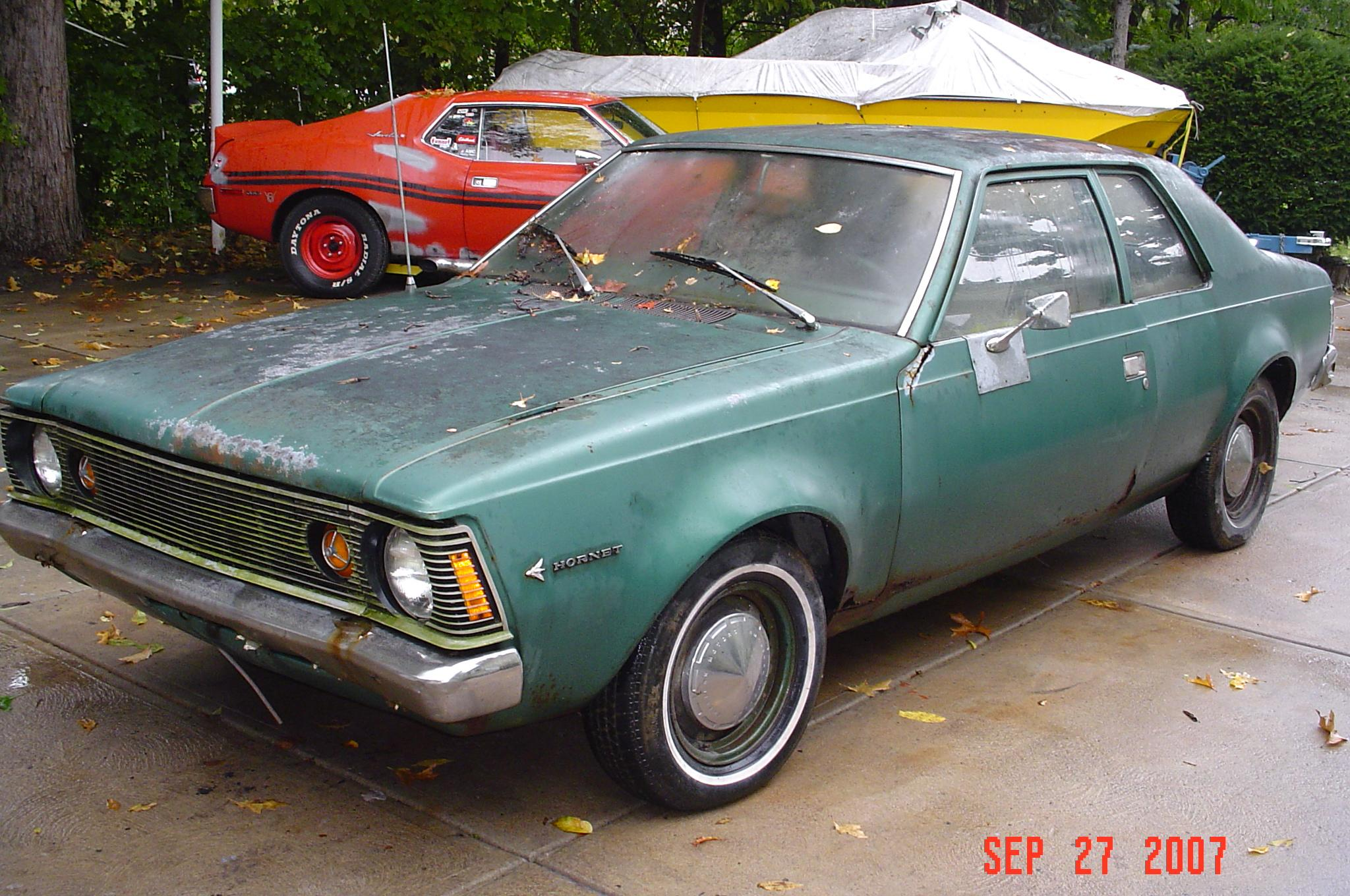 Keanu151515 1971 Amc Hornet Specs  Photos  Modification