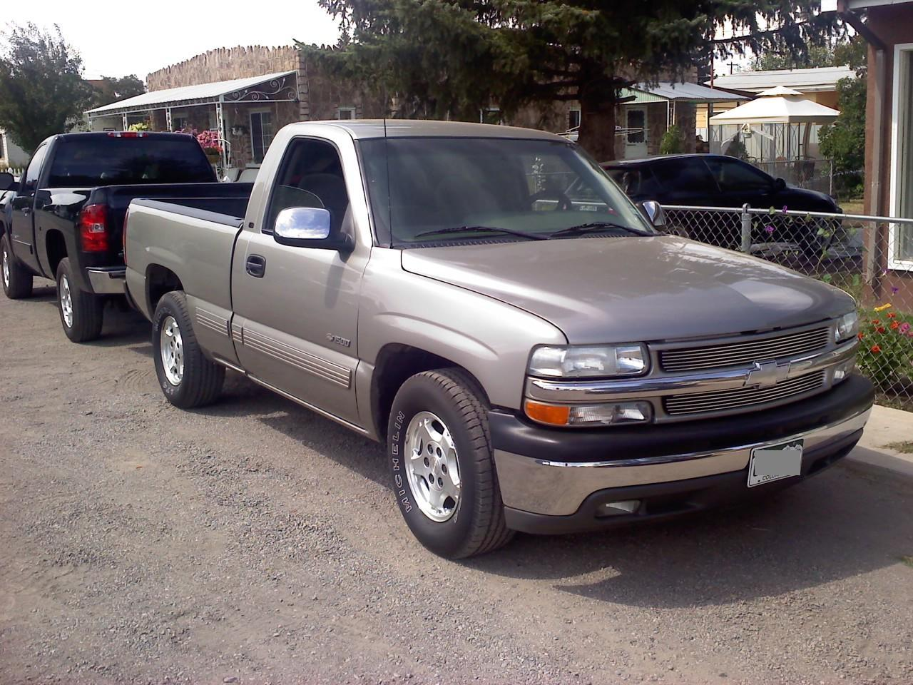 01ssc5 3 2001 chevrolet silverado 1500 regular cab specs photos modification info at cardomain. Black Bedroom Furniture Sets. Home Design Ideas