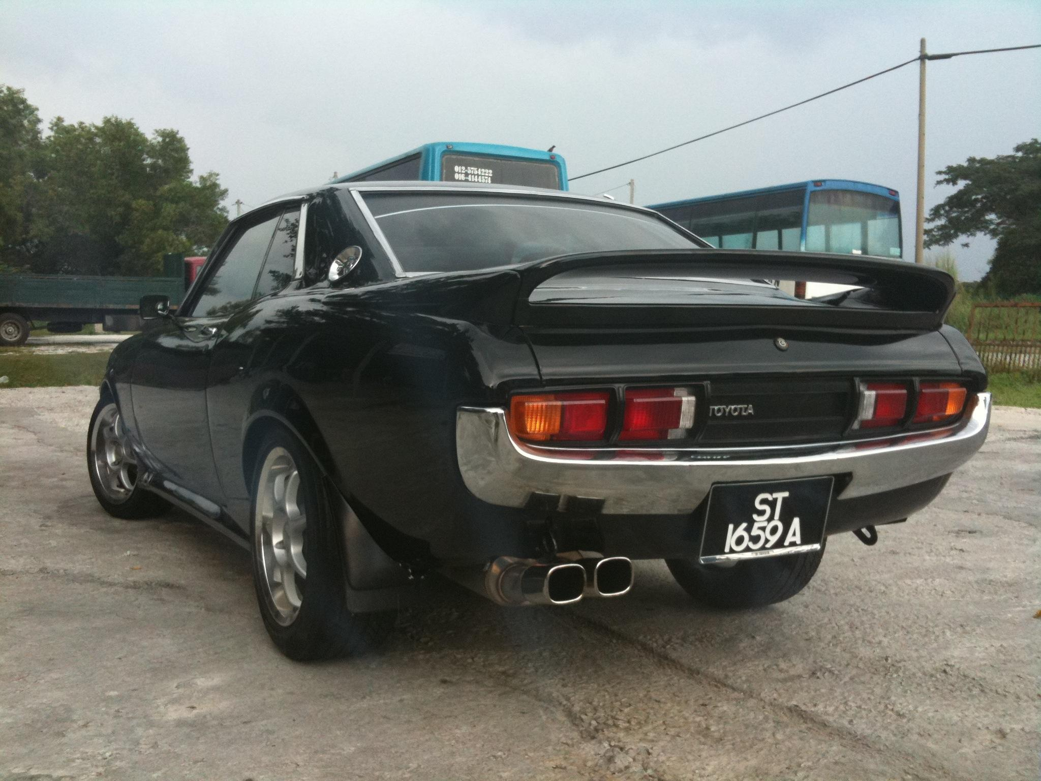 Naveensundras Profile In Ipoh 1975 Toyota Celica St Another Naveensundra Post 13916610