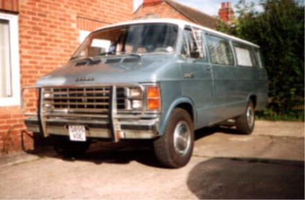 Another moparmaniacuk 1982 Dodge Ram Van 150 post... - 13916978