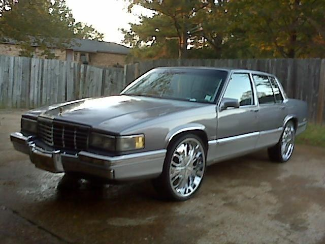 snow101 39 s 1991 cadillac deville in jackson ms. Cars Review. Best American Auto & Cars Review