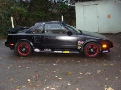 globehead 1987 Toyota MR2