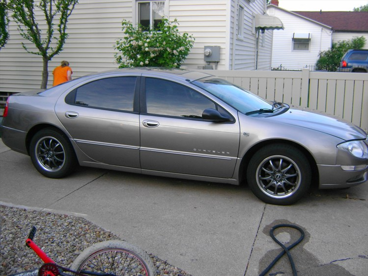 Window tint advice page 6 chrysler 300m enthusiasts club for 1999 chrysler 300m window problems