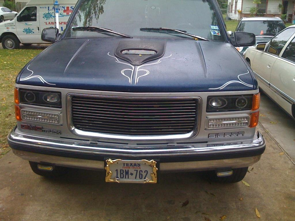 Another youngAnthony 1996 GMC Sierra 1500 Regular Cab post... - 13918133