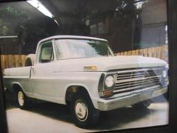 jamesgoodwins 1971 Ford F150 Regular Cab