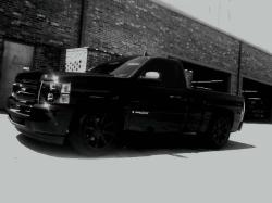 BLKCHEVY08s 2008 Chevrolet Silverado 1500 Regular Cab