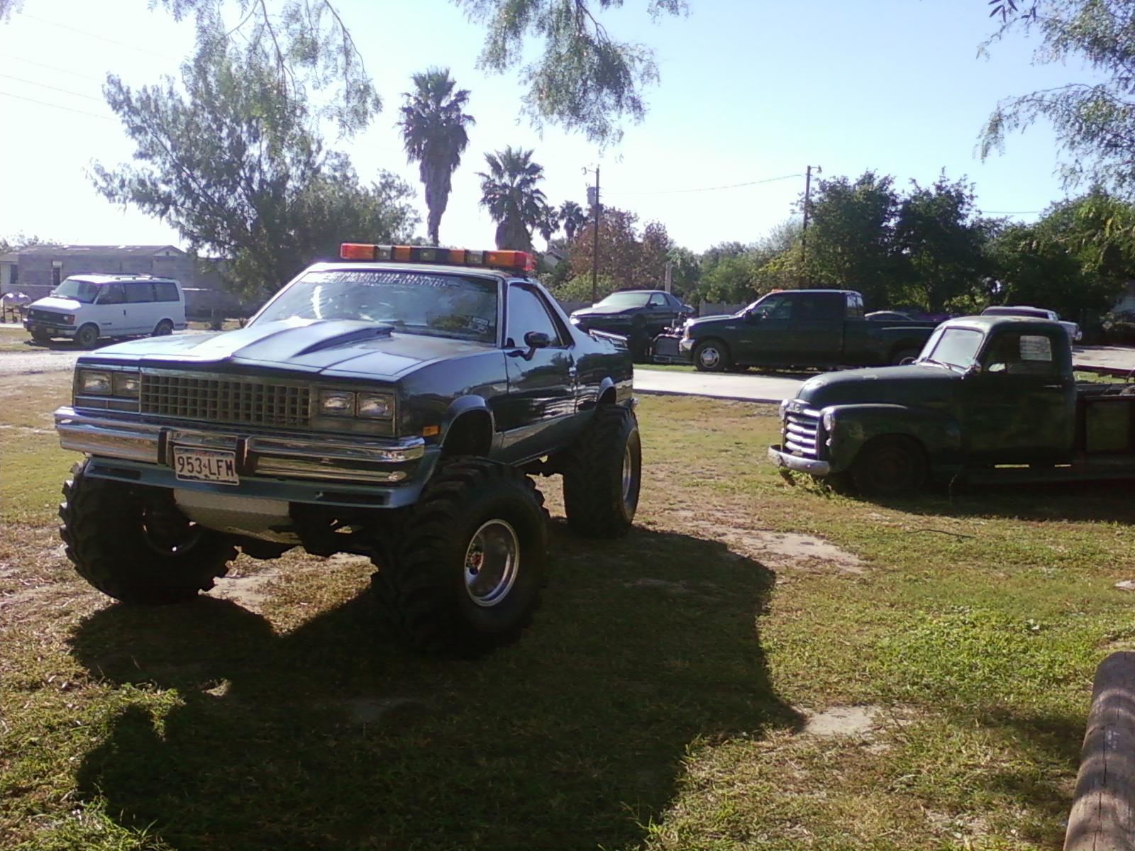 El camino off road