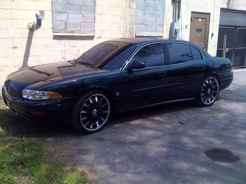 philthyrich313 2001 buick lesabre specs photos modification info at cardomain. Black Bedroom Furniture Sets. Home Design Ideas