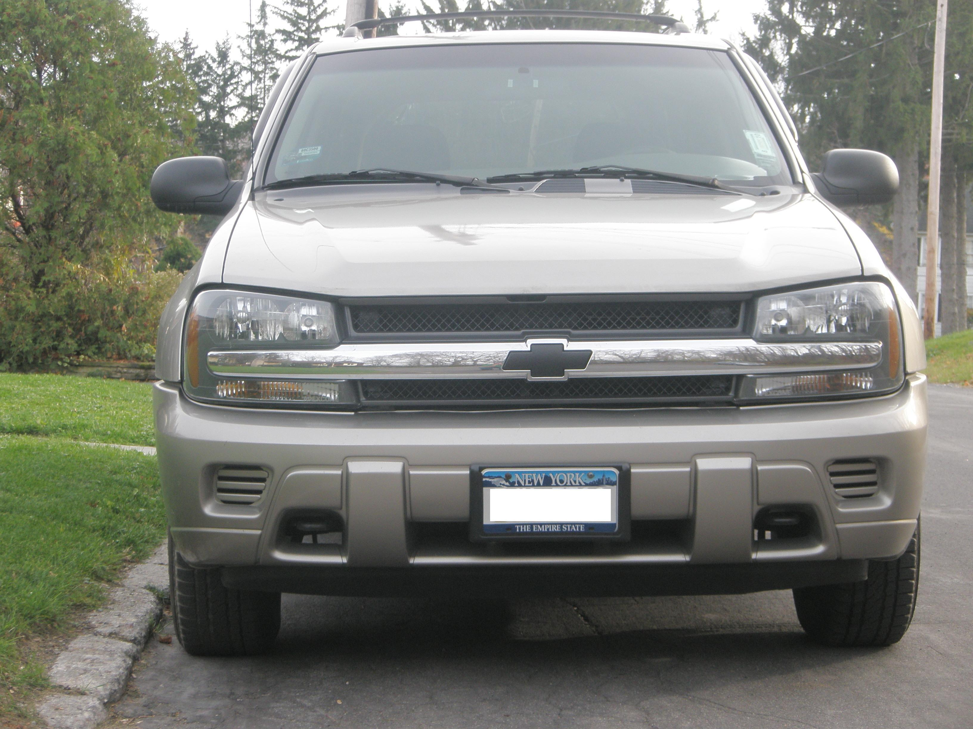 2nicecars 2002 chevrolet trailblazer specs photos. Black Bedroom Furniture Sets. Home Design Ideas