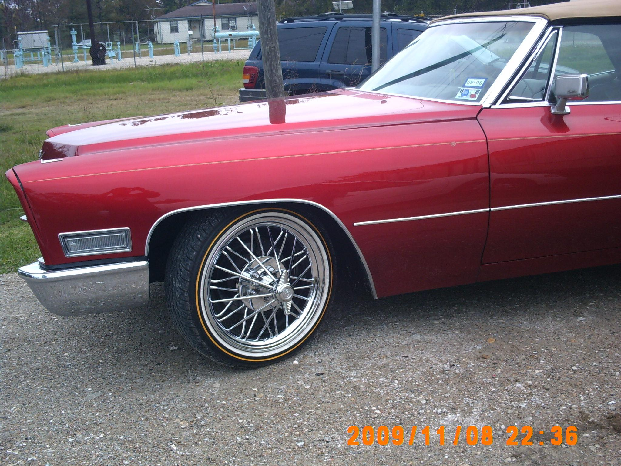Another kingpinzceo 1968 Cadillac DeVille post... - 13922342