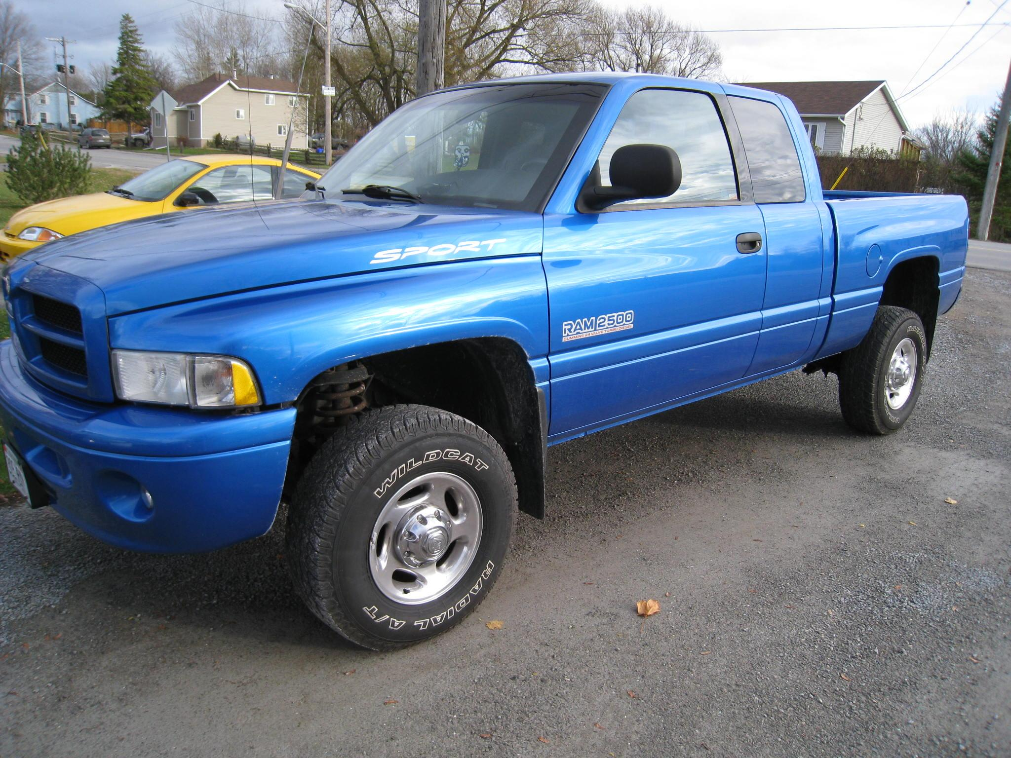crosier 2001 dodge ram 1500 regular cab specs  photos