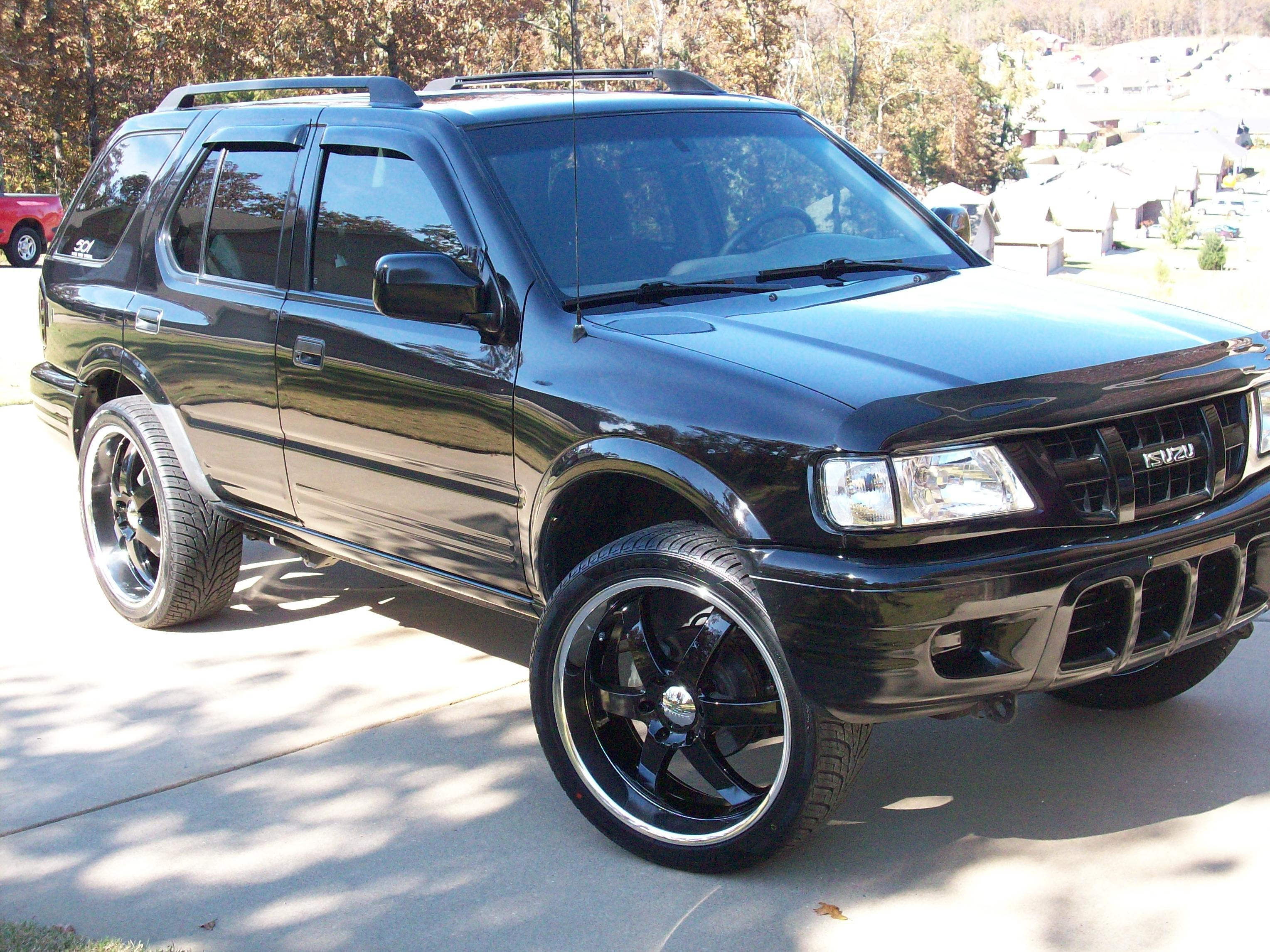 Tflytaylor 2004 Isuzu Rodeo Specs Photos Modification