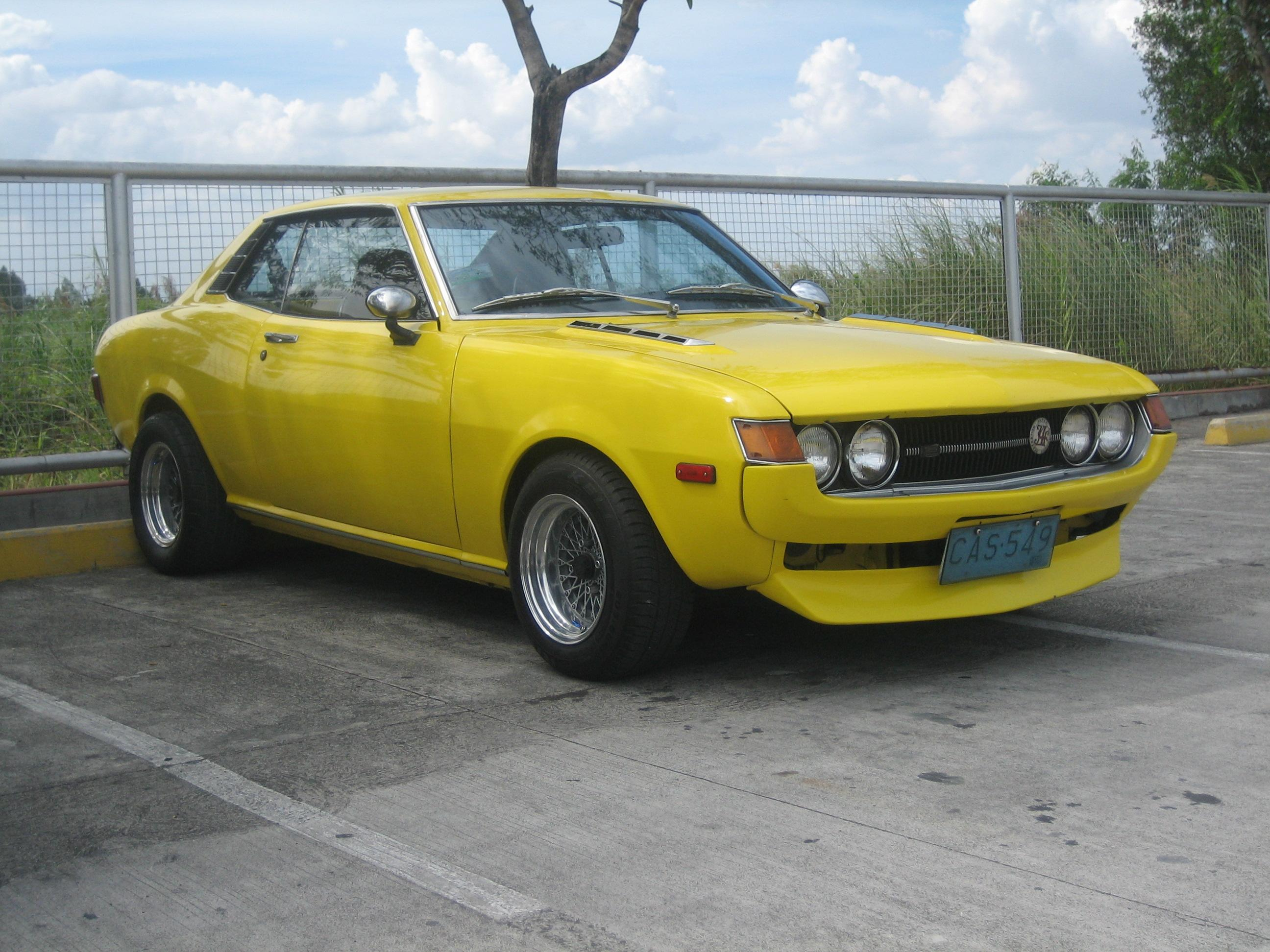 Wonka4444 1974 Toyota Celica Specs Photos Modification Info At Cardomain