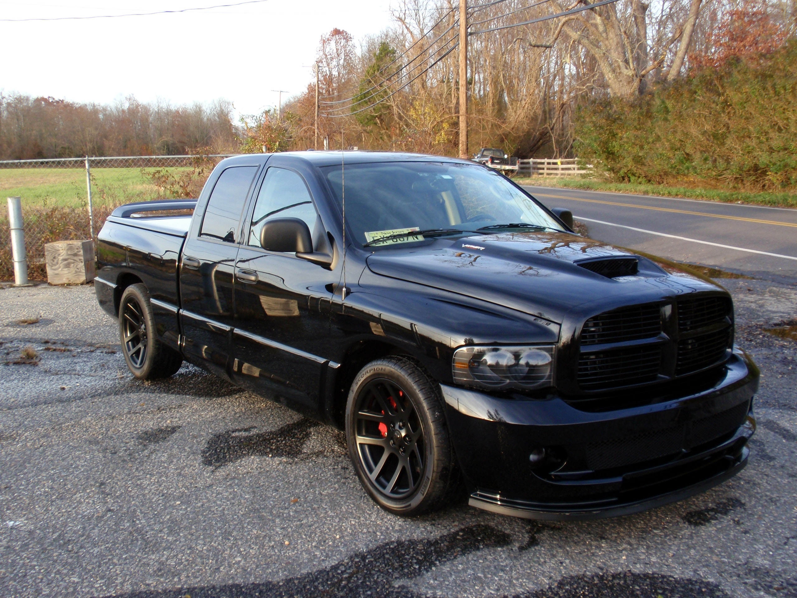 Badcompany9119 2005 Dodge Ram Srt 10 Specs Photos